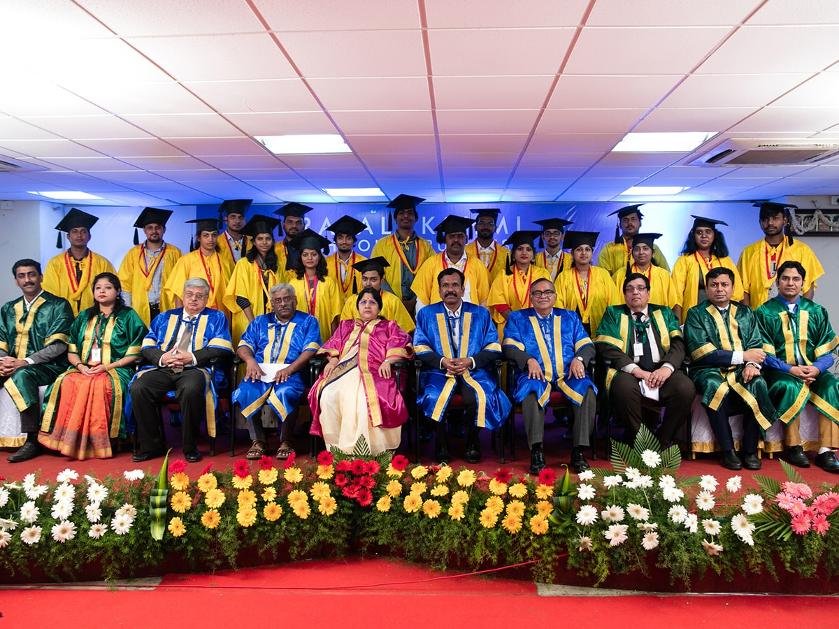 3rd Graduation Day Celebrated at RSB, Chennai