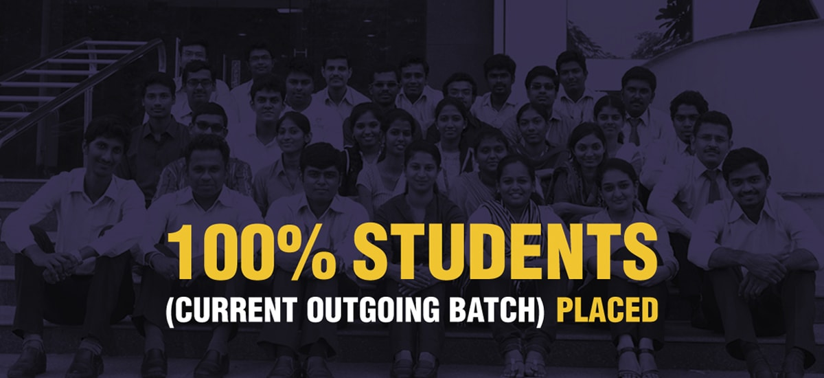 100% Students Placed in RSB